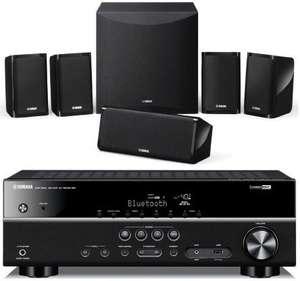 Yamaha YHT-2071 Pack receptor AV + altavoces