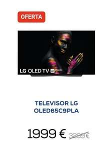 "TV Lg de 65"" OLED65C9PLA"