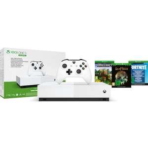 Xbox One S All Digital 1TB solo 99€