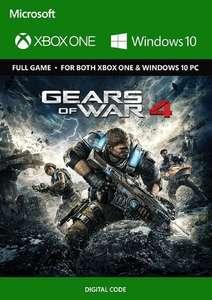 Gears of war 4 XBOX ONE/PC digital - KEY GLOBAL