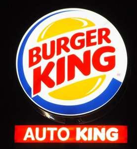 Cupones exclusivos para el AutoKing de Burger King