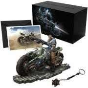 Estatua JD Fénix de la edición coleccionista de Gears of war 4