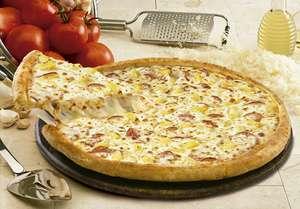 GRATIS Pizza mediana Papa John's!!! Día 11 y 12