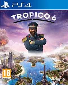 Tropico 6 para PS4 solo 23.2€