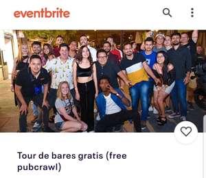Tour de bares gratis en Madrid