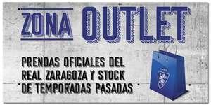 OUTLET TIENDA OFICIAL REAL ZARAGOZA (ADIDAS)