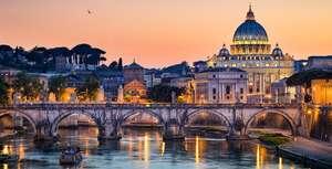 Roma en hotel 4* con desayunos y vuelos desde solo 138€
