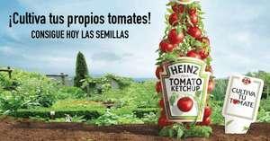 Semillas Heinz gratis!