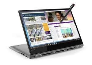 """Lenovo Yoga 530-14ARR. 14"""" FullHD, Ryzen 5 2500, 8 GB RAM, 256 GB SSD, Windows 10 y teclado en español"""