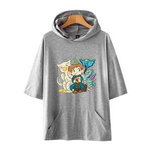 Camiseta con capucha de Animales fantásticos y dónde encontrarlos