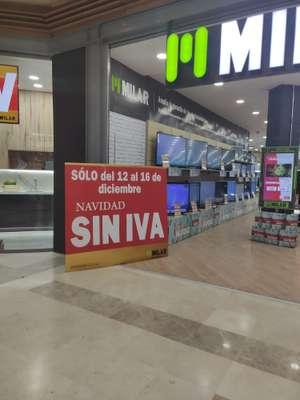 Dia sin iva tienda Milar en varias ciudades