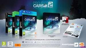 PROJECT CARS 2 EDICION LIMITADA XBOX ONE