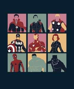 """Belén """"hazlo tú mismo"""" de Marvel: Los Vengadores"""