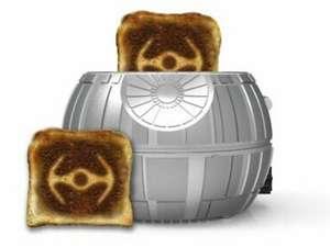 Tostadora Star Wars Estacion Espacial Estrella de la Muerte