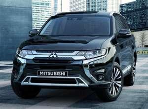 6.500€ de descuento en Mitsubishi Outlander