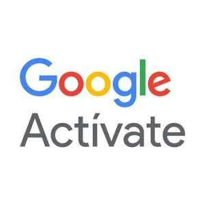 Cursos gratuitos con certificación: Google Actívate