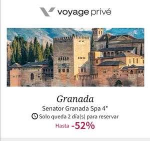 Alojamiento en Hotel Spa 4 * Granada