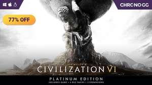 Civilization VI - Platinum Edition (6 DLC + 2 Expansiones) - Chrono.gg