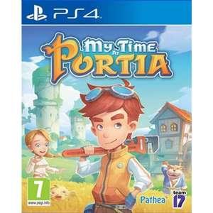 My time at Portia PlayStation 4 a buen precio