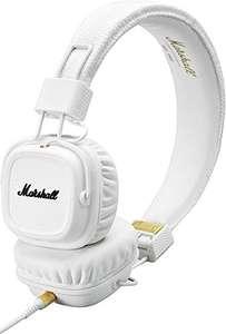 Marshall Major II - Auriculares con diadema, color blanco