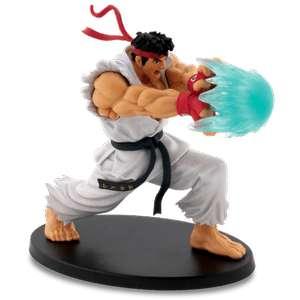 Figura Street fighter (Coleccion en quiosco y web)