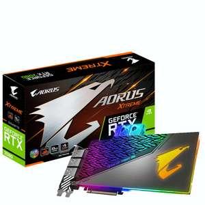 Gigabyte AORUS GeForce®RTX 2080 Xtreme Waterforce WB 8GB GDDR6