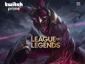 Aspecto misterioso de League of Legend gratis con Twitch Prime