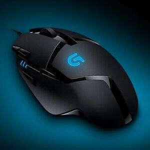 Ratón Gaming Logitech® G402 Hyperion Fury (AlCampo)