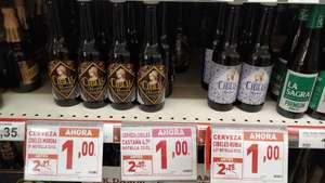 Cerveza La Cibeles a EURO