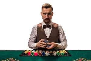 Croupier curso GRATUITO con empleo inmediato Casino Marbella Málaga