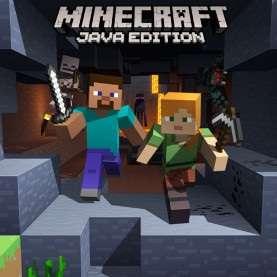 Minecraft Java edition PC