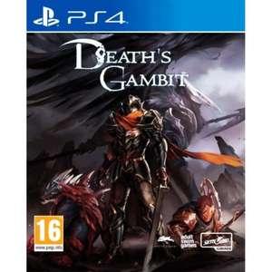 Death's Gambit(PS4)a buen precio(físico)