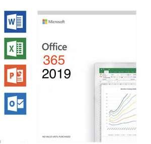 Licencia de Office 2019 Pro Plus 365
