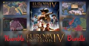 Europa Universalis IV y varios DLC tirados de precio