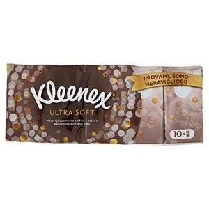 50 Paquetes de Pañuelos Kleenex Ultrasoft Delicados y Suaves en oferta