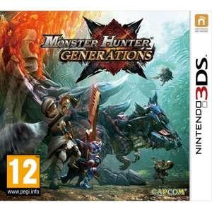 Monster Hunter Generations(Nintendo 3DS)
