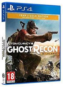 Tom Clancy's Ghost Recon : Wildlands - Gold Edition Year 2 [Importación francesa