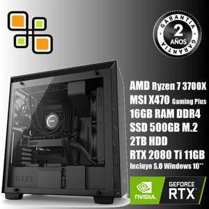 PC Gaming Ryzen 7 3700x // RTX 2080 TI