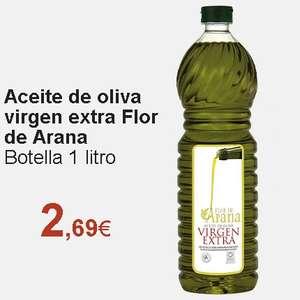 Aceite de oliva virgen extra Flor de Arana - Supermercados Gadis