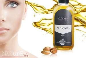 Aceite de argán Naturess: 100 o 200 ml