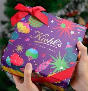 Kiehl's te regala 5 muestras gratis personalizadas.
