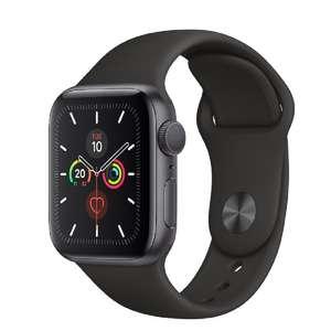 Apple Watch Series 5 40 mm aluminio gris espacial