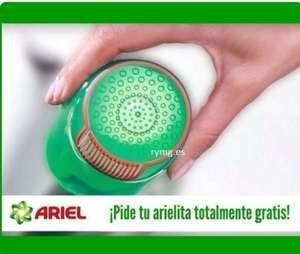 Pide gratis un dosificador para tu detergente