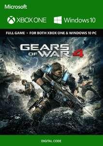 Gears Of War 4 (PC/Xbox One) Sólo 2,95€