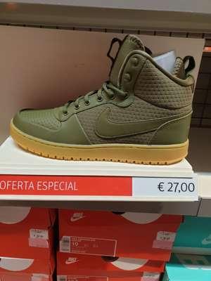 Nike Ebernon Mid winter (En outlet de A Coruña)