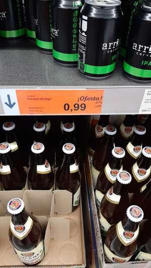 Paulaner en Aldi supermercados