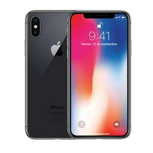 iPhone X de 64GB Negro