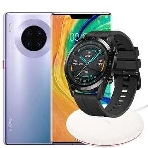 Huawei Mate 30 PRO + regalo Huawei Watch GT 2 + cargador inalámbrico