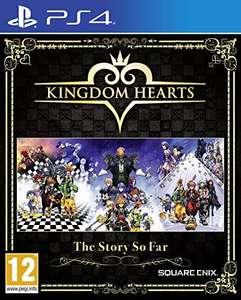 Kingdom Hearts: The Story so far PS4 [Importación inglesa]