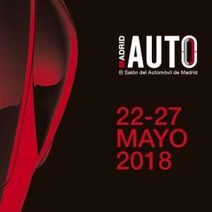 Madrid Auto 22 Mayo 2018 GRATIS
